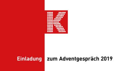 """Einladung zum Adventgespräch 2019 – """"40 Jahre Neugründung des Dr.-Karl-Kummer-Instituts in der Steiermark"""""""